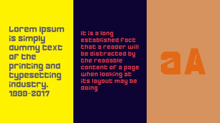 BROTHER Font Family