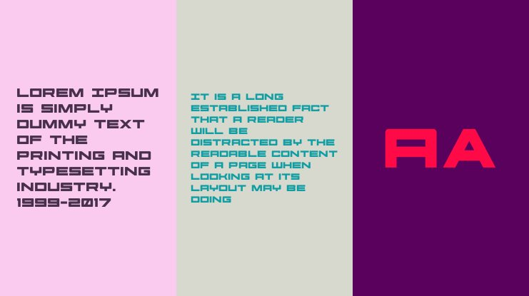 Future Forces Font Family
