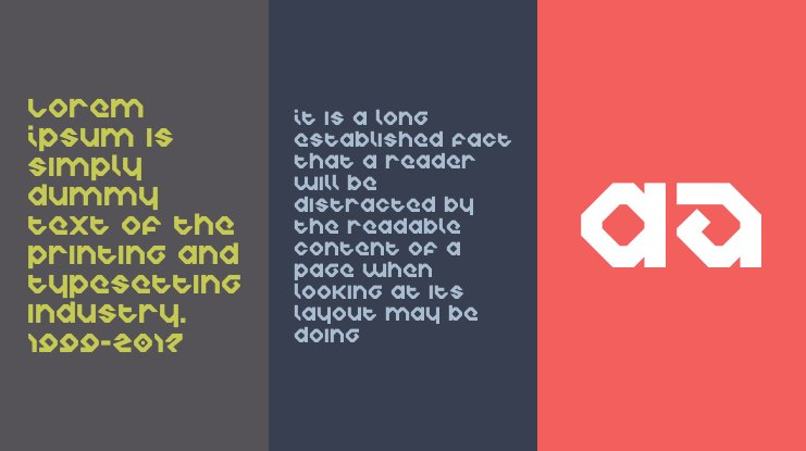 Charlie's Angles Font Family