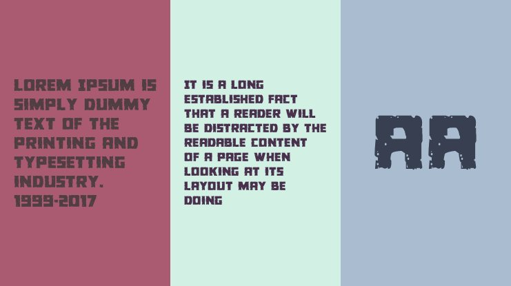 Colossus Font Family