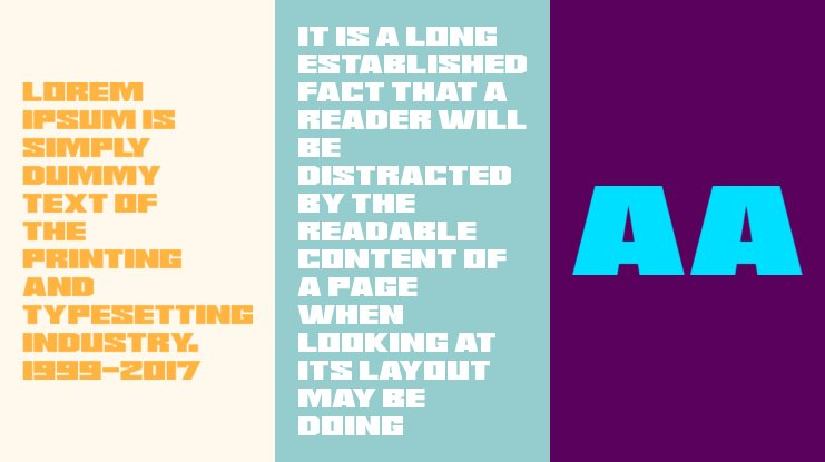 Saturn 3 Font Family
