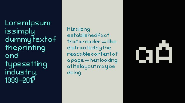 Connection III Font
