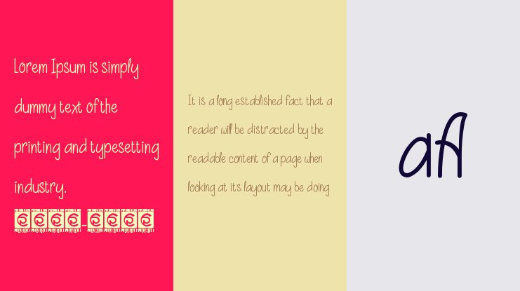 Beauty And Love Font