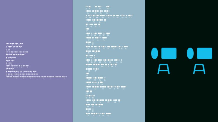 Radios in Motion Font Family