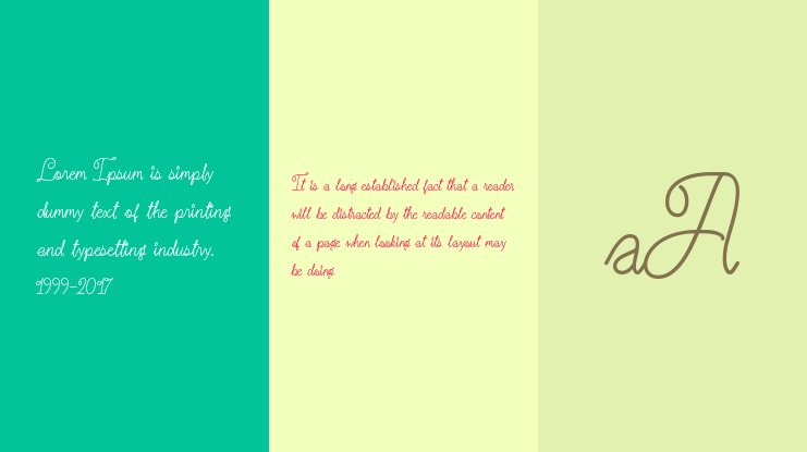 Kind Handwriting Font Family