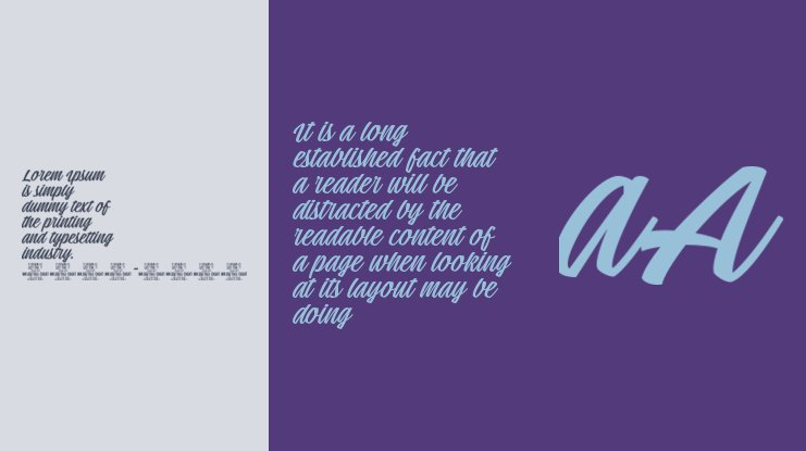 Tall Casat  PERSONAL USE Font Family