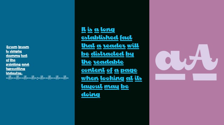 Electronics Line PERSONAL USE Font Family
