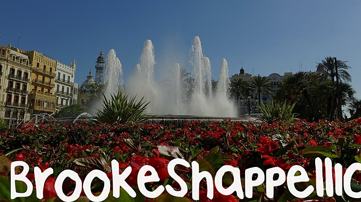 BrookeShappell10 Font