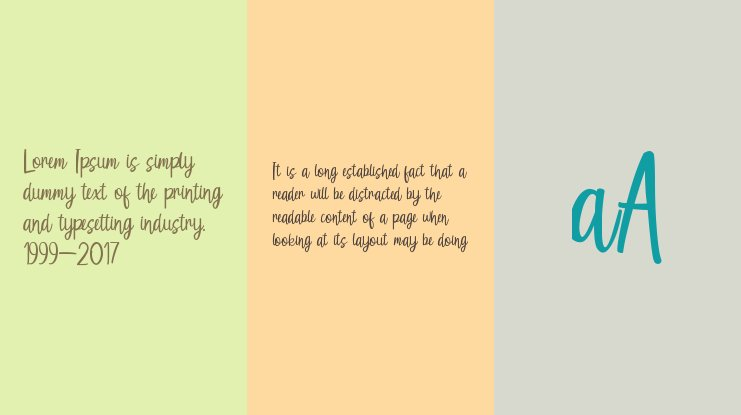 First Beloved Font Family