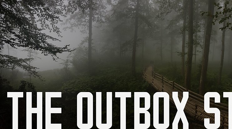 The Outbox St Font