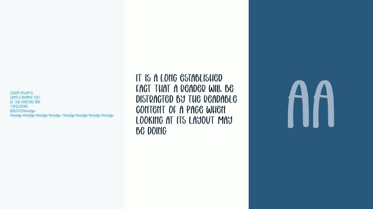 Puppy Baby Personal Use Font