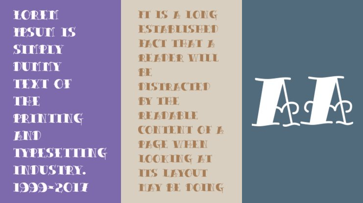 Tattoo Lettering Font Family