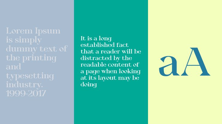 Quetry Serif Free Font