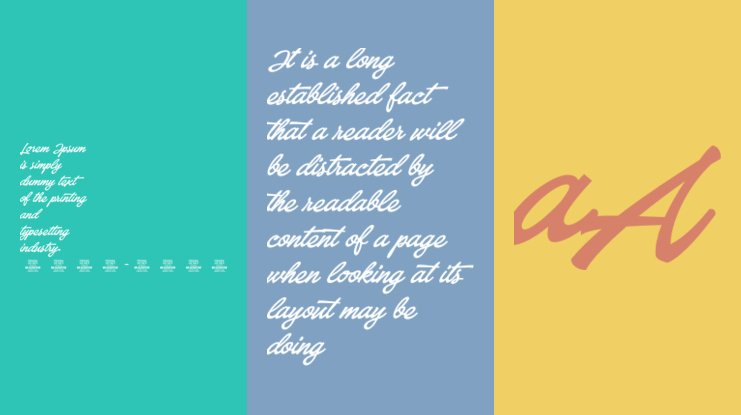 Baystar Script PERSONAL USE ONLY Font Family