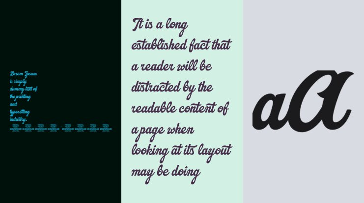 Catchland PERSONAL USE ONLY Font