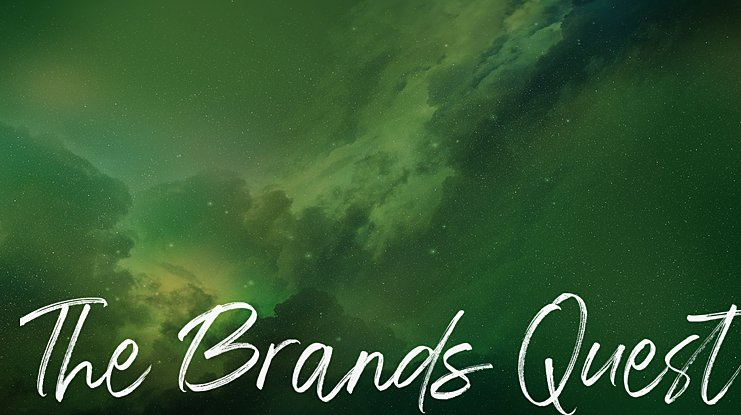 The Brands Quest Font Family