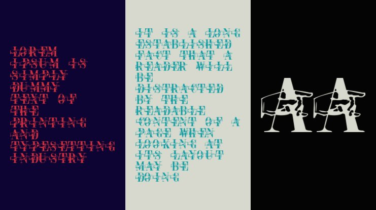 Pointage Font