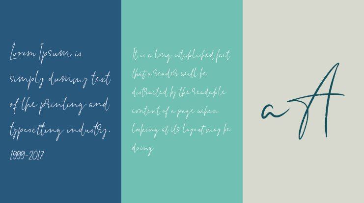 Anderson Signature Font Family