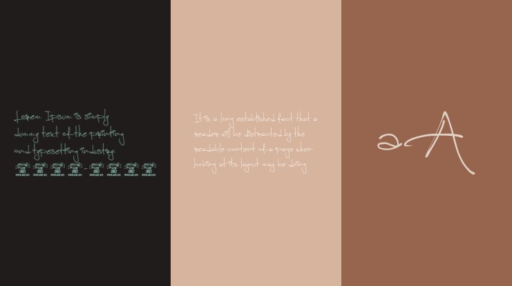 Shimes One PERSONAL USE Font Family