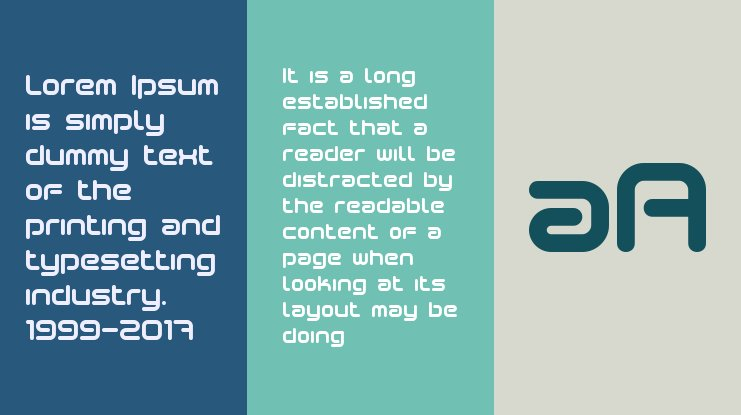 Sci-Fied Font Family