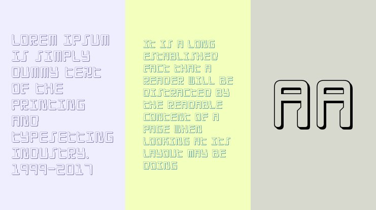 Droid Lover font