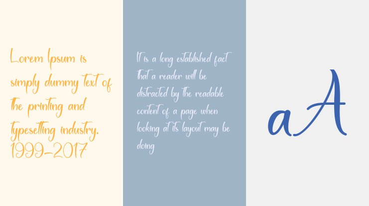 Winter White - Personal Use Font