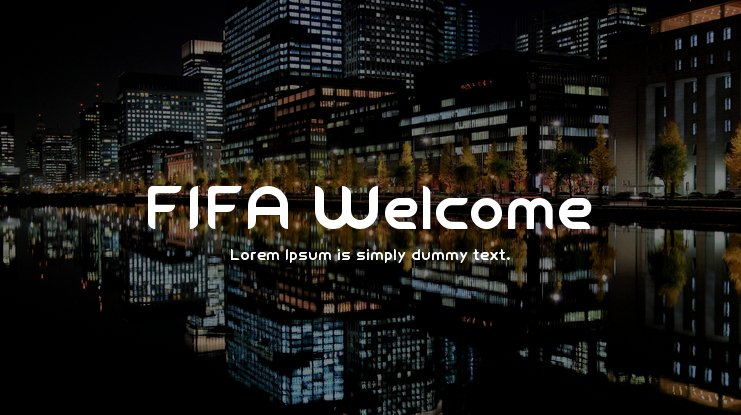 FIFA Welcome