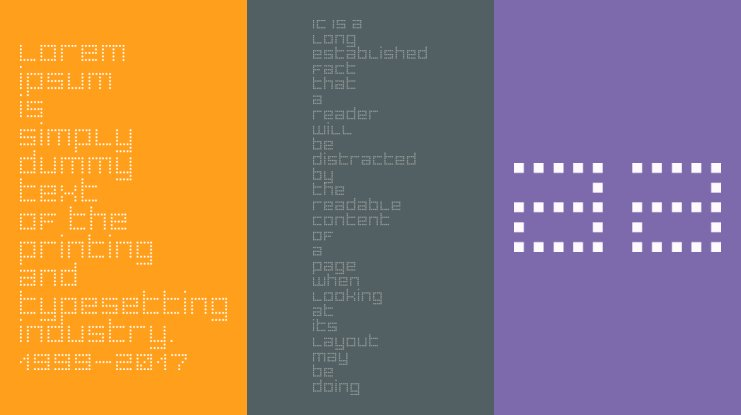 Superpoint Font Family