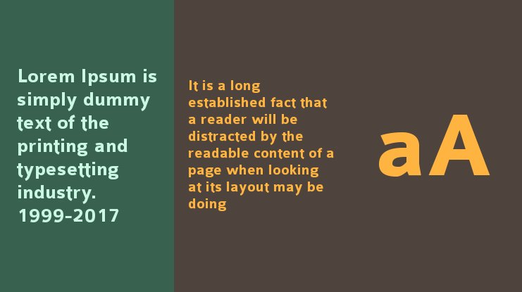Colaborate Font Family