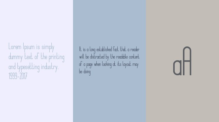 Montepetrum Font Family