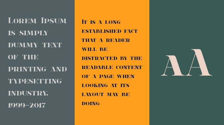 Spinwerad Font Family