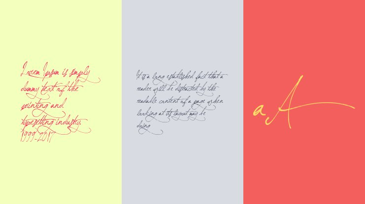 Jellyka BeesAntique Handwriting Font