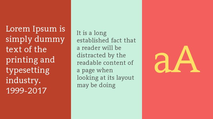 Contra Font Family
